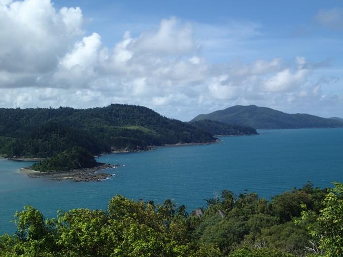 Top of Hamilton Island