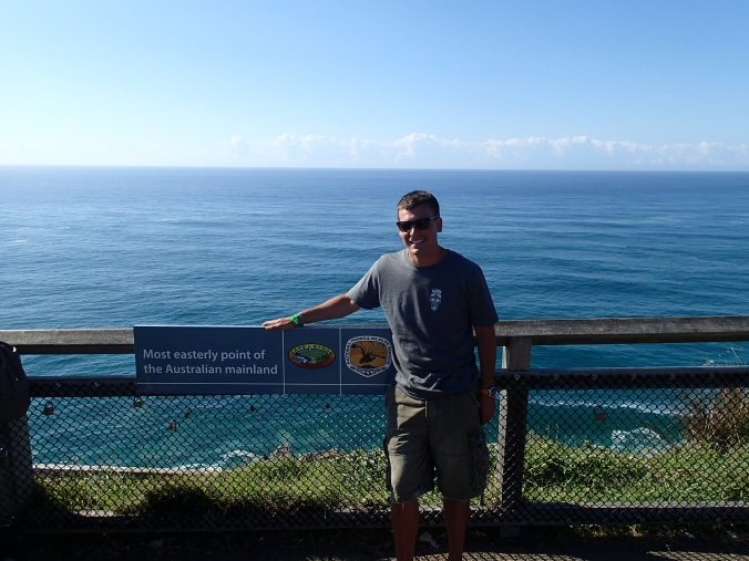 Most Eastern Point of Continental Australia