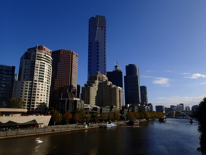 Center of Melbourne