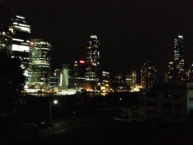 Brisbane at Night